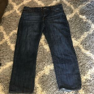 Lucky brand 362 vintage straight jeans